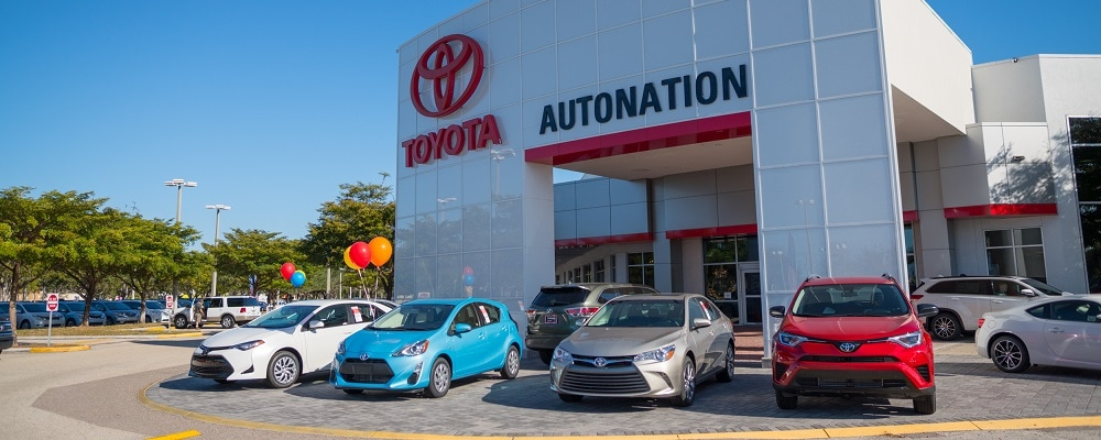 Toyota Dealership Near Me >> Toyota Dealership Near Me In Fort Myers | AutoNation Toyota Fort Myers