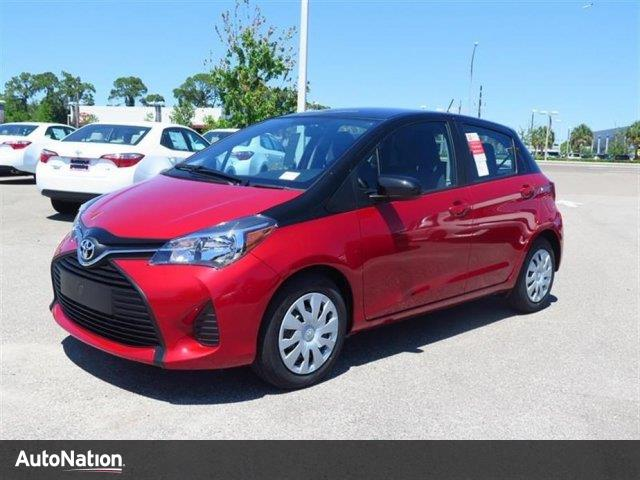 2016 Toyota Yaris 5-Door L Hatchback