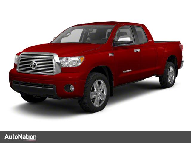 2012 Toyota Tundra 5.7L V8 w/FFV Double Cab 4x4 Truck Double Cab