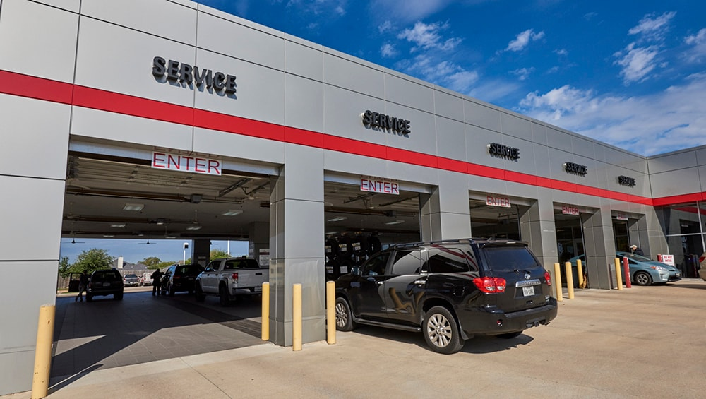 Toyota Service Center Near Me Austin, Tx | Autonation Toyota South
