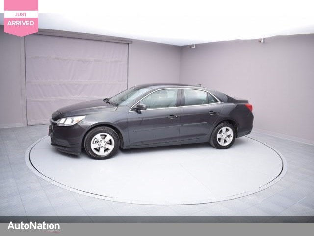 2015 Chevrolet Malibu LS 4dr Car