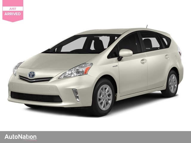 Used 2014 toyota prius v for sale conroe tx 2014 toyota prius v five 4dr car sciox Image collections