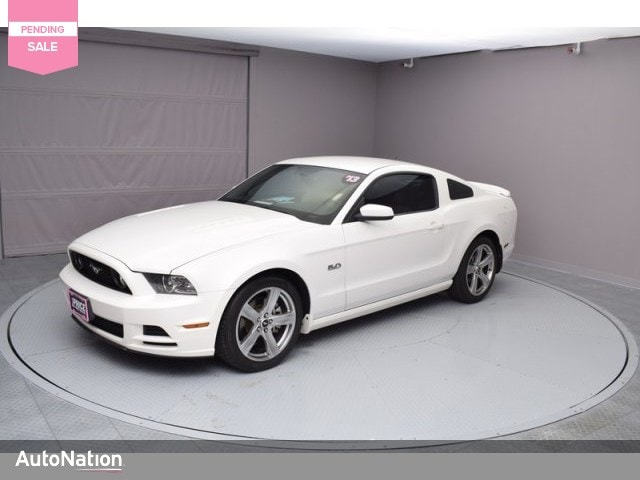 2013 Ford Mustang GT 2dr Car