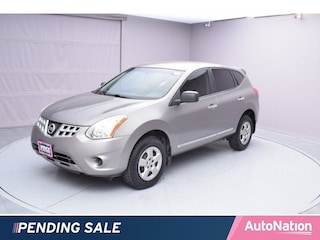 2012 Nissan Rogue S Sport Utility