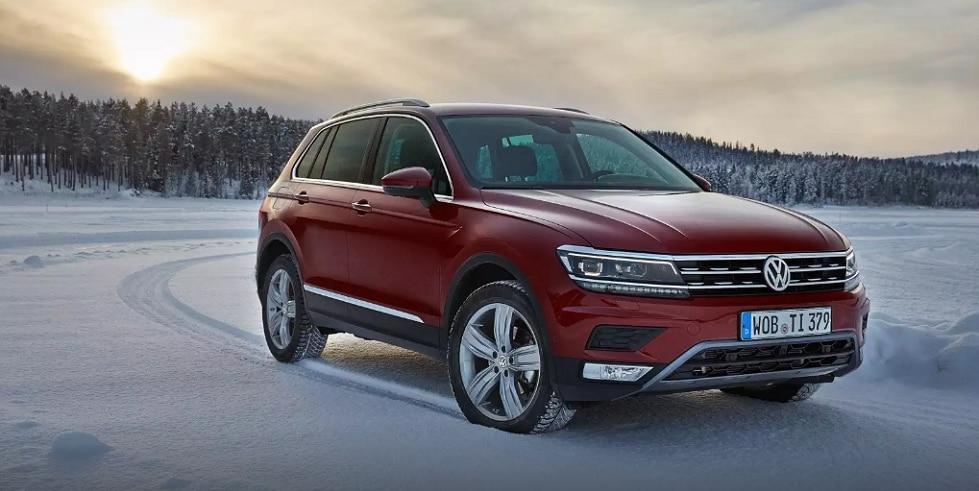 2017 Volkswagen Tiguan for Sale in Columbus   AutoNation ...