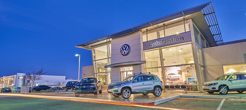 AutoNation Volkswagen Las Vegas Dealership