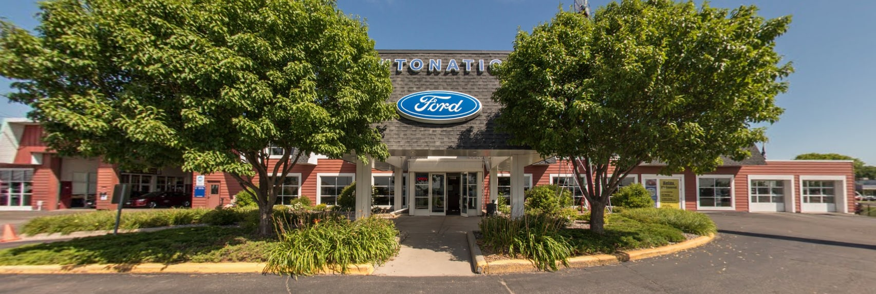 AutoNation Ford White Bear Lake directions and attractions in the Minneapolis area.