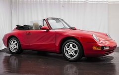 1998 Porsche 911 Carrera Convertible