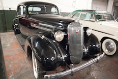 1935 Buick Three Window 2-Dr