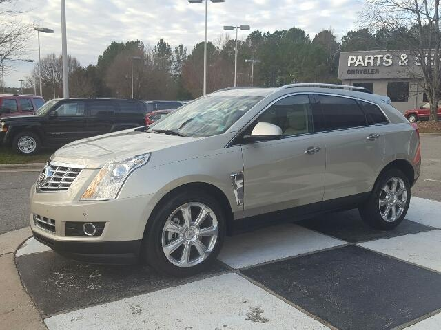 2014 Cadillac SRX AWD 4dr Performance Collection Sport Utility
