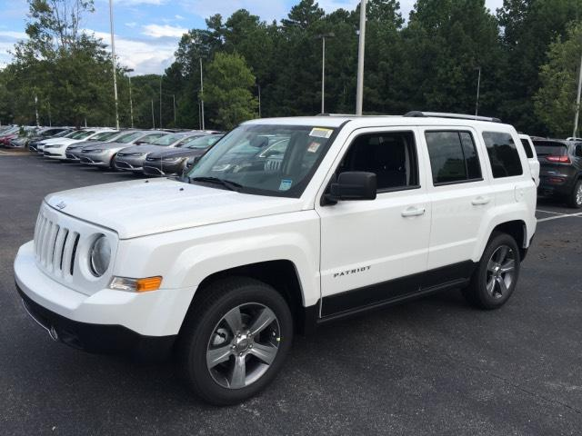 2017 Jeep Patriot Latitude FWD SUV