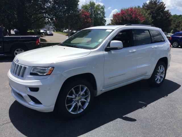 2016 Jeep Grand Cherokee Summit 4x4 SUV