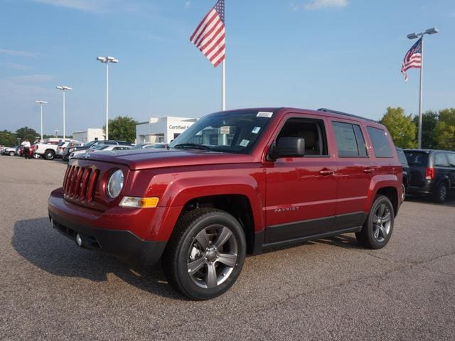 2015 Jeep Patriot FWD 4dr High Altitude Edition Sport Utility
