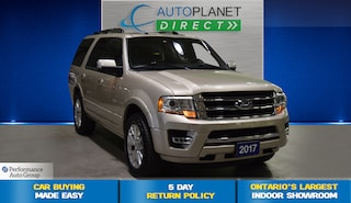 2017 Ford Expedition 4x4, Limited LRN4, Navi, Sunroof! SUV