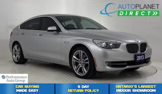 2013 BMW 535i xDrive, Navi, Pano Roof, Back Up Cam! Hatchback