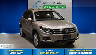 2016 Volkswagen Tiguan AWD, Special Edition, Back Up Cam, Heated Seats! SUV