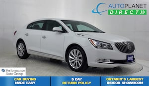 2015 Buick Lacrosse Leather Group, Back Up Cam, Heated Seats!