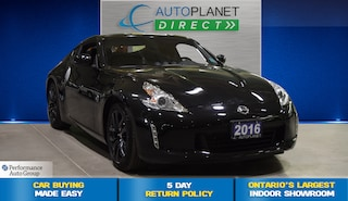 2016 Nissan 370z Touring Sport, Bluetooth, Heated Seats, Keyless! Coupe