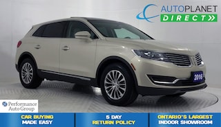2016 Lincoln MKX Select AWD, Pano Roof, Back Up Cam! SUV