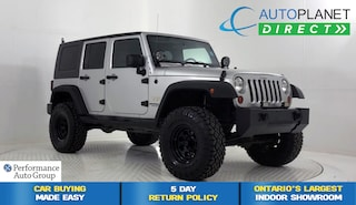 2008 Jeep Wrangler Unlimited Sahara 4x4 Hard Top, Lift Kit,New Tires! SUV
