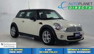 2013 MINI Hatch Cooper Hard Top,  Bluetooth, Moon Roof! Hatchback