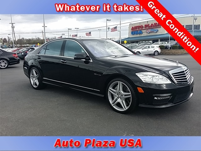 Used 2012 Mercedes-Benz S63 AMG, $85000