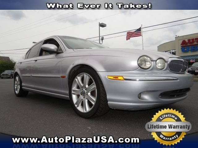 Used 2003 Jaguar X-Type, $7980