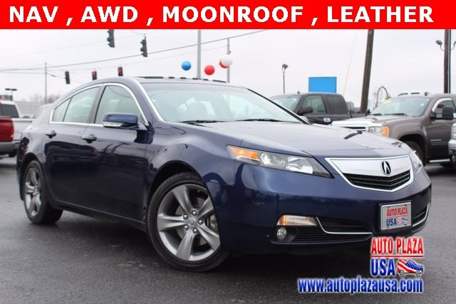 2014 Acura TL SH-AWD Sedan