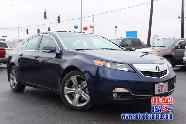 Used 2014 Acura TL, $25980