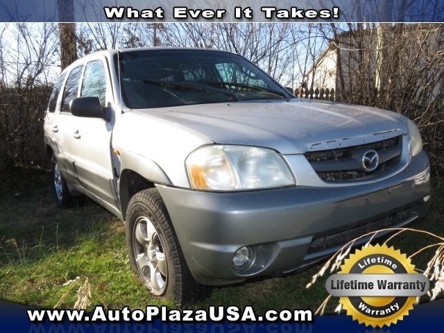 Used 2001 Mazda Tribute, $3088