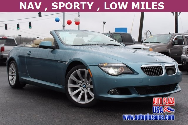 Used 2010 BMW 6 Series 650i For Sale Louisville Nicholasville