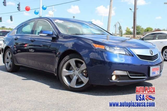 2014 Acura TL 3.7 w/Technology Package Sedan