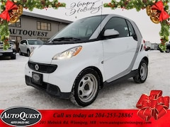 2013 smart fortwo Pure - EFFICIENT 1L 2 SEATER! LOW MILEAGE! Coupe