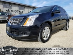 2011 Cadillac SRX 3.0 Luxury - LOADED! HTD LEATHER, PANO SUNROOF! SUV