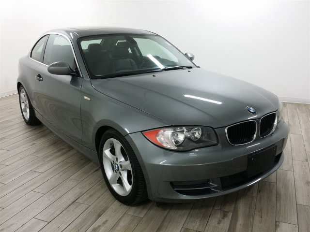 2009 BMW 1 Series 128i Coupe