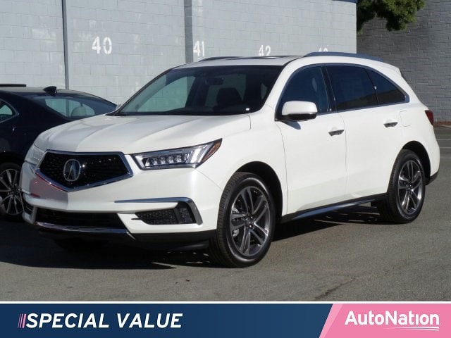 2017 Acura MDX with Advance and Entertainment Packages SUV