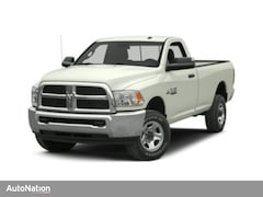 2018 Ram 3500 Tradesman Regular Cab Pickup