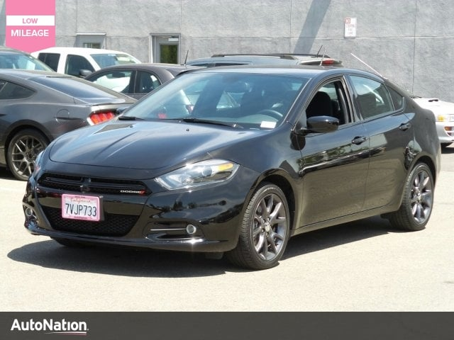 2016 Dodge Dart SXT 4dr Car