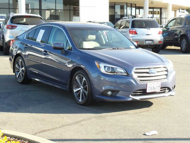 Certified Used 2015 Subaru Legacy For Sale in Roseville CA  VIN