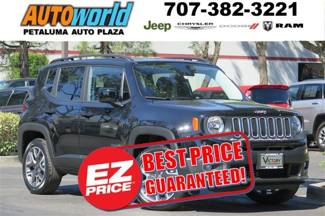 2017 Jeep Renegade Latitude 4x4 SUV 26006