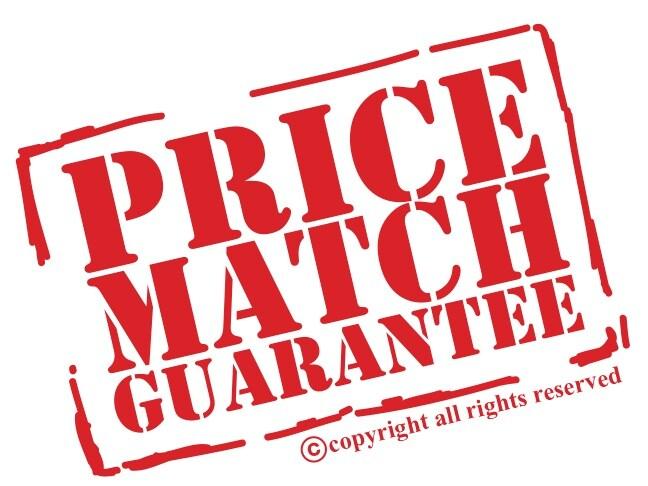 financing price match guarantee