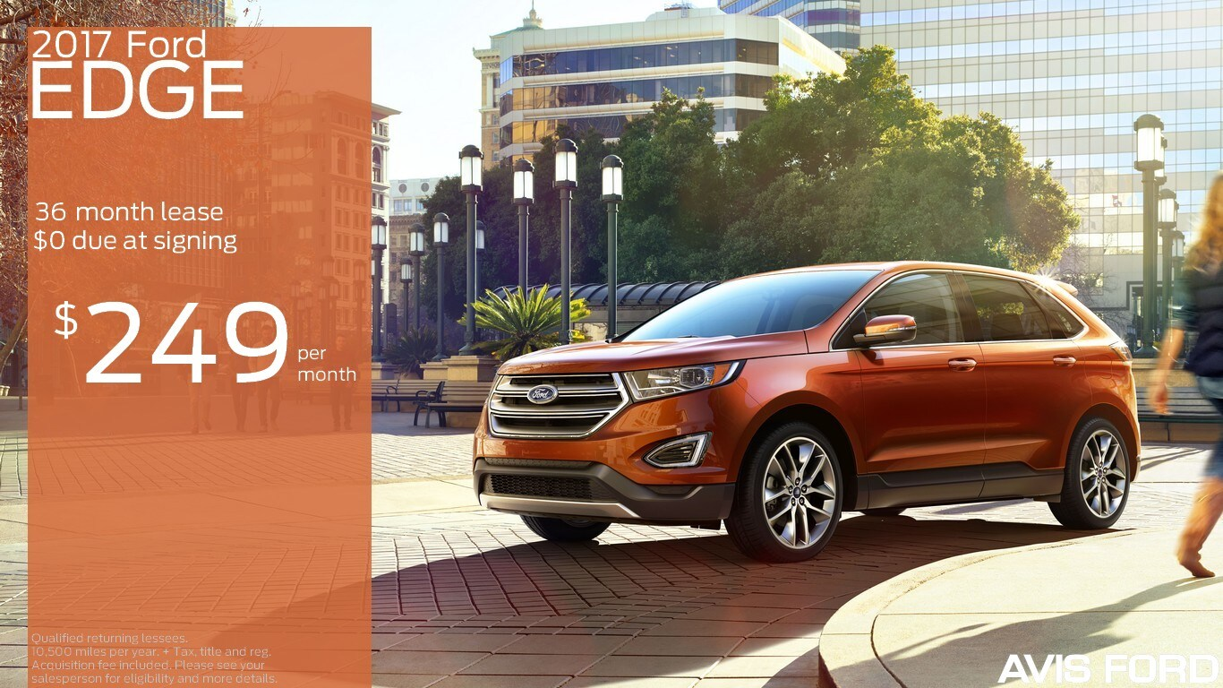 Image Result For Ford Edge Z Plan Lease