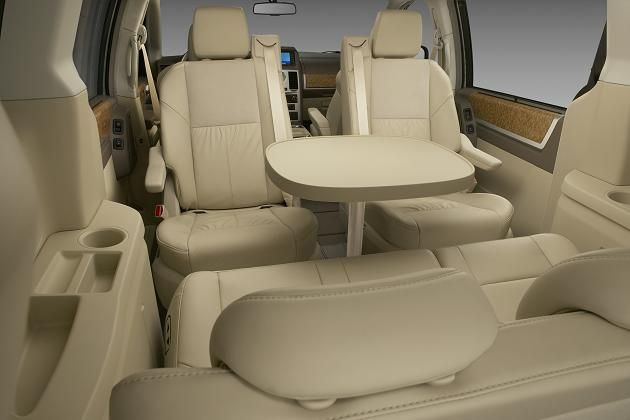 The 2006 Chrysler Town & Country comes in four trim levels: base, LX,