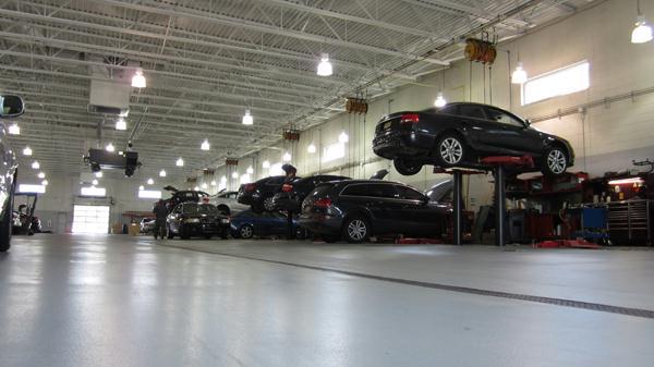 Audi of Charlotte - Audi, Service Center - Dealership Ratings