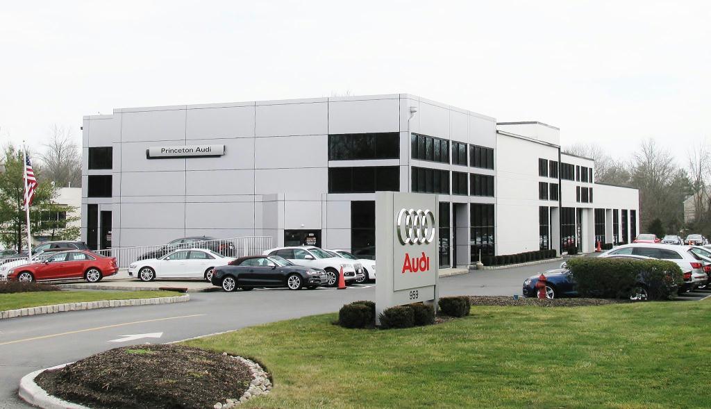Audi Princeton Serving Trenton New Brunswick Nj