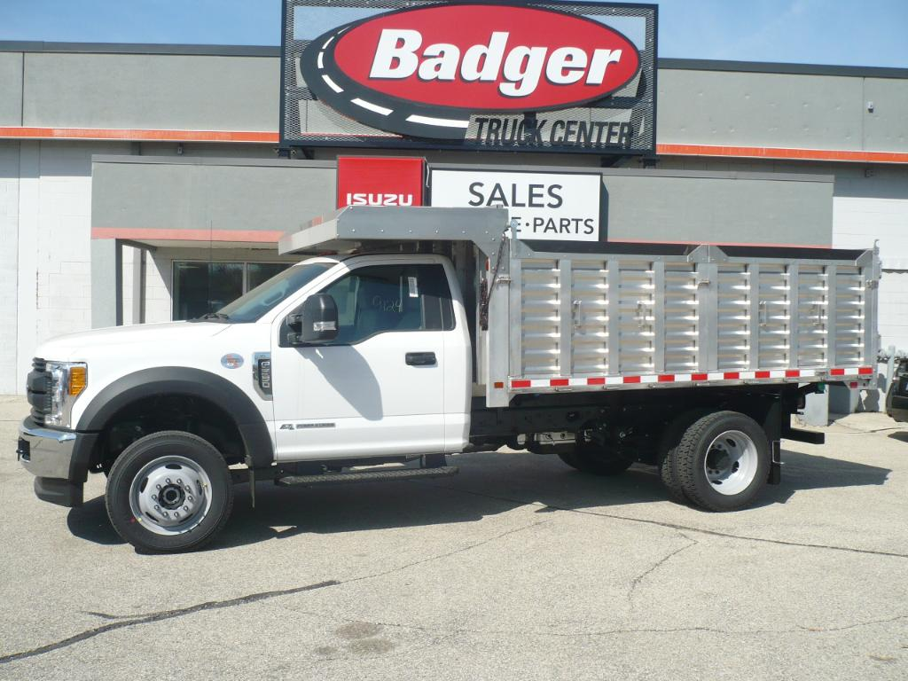 New 2017 Ford F550 XL Dump For Sale Milwaukee, WI