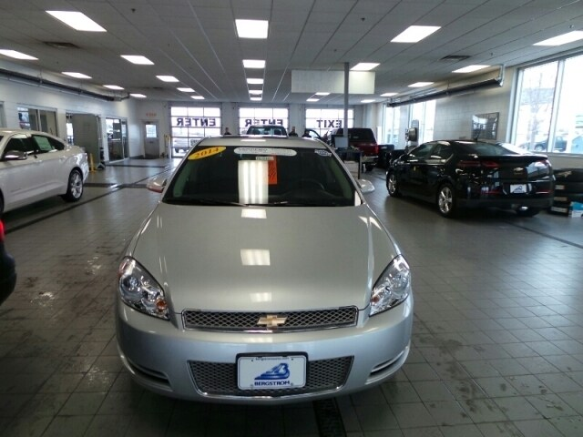 2014 Chevrolet Impala Limited 4dr Sdn LT Fleet CARFAX shows this vehicle as a one owner vehicle G