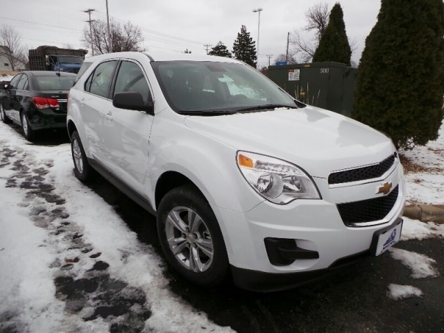 2015 Chevrolet Equinox AWD 4dr LS  Cargo Area Close-Out Panel Federal Emissions Requirements 7