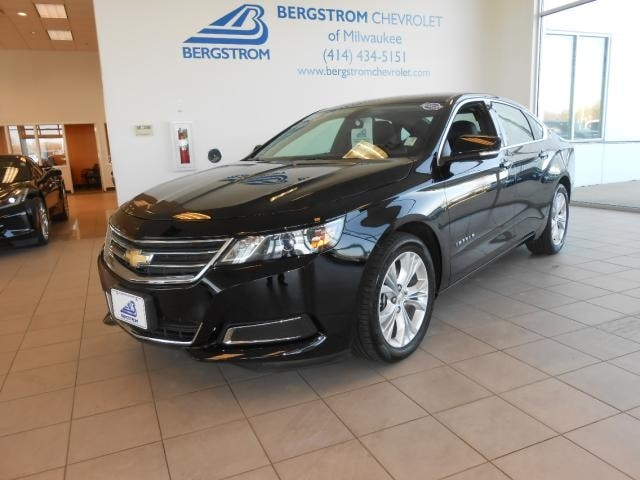 2014 Chevrolet Impala 4dr Sdn LT w2LT CARFAX shows this vehicle as a one owner vehicle We stand