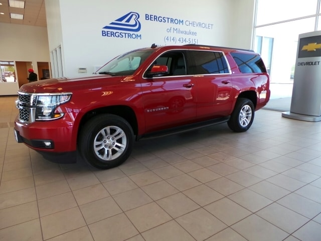 2015 Chevrolet Suburban 1500 4WD 4DR LT This is a CARFAX Certified 1-Owner vehicle CARFAX Vehicle